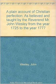 John Wesley's Journal