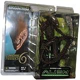 McFarlane Toys Movie Maniacs Series 6 Alien and Predator Action Figure Warrior Alien by Spawn