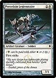 Magic: the Gathering - Porcelain Legionnaire - New Phyrexia