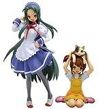 The Melancholy of Haruhi Suzumiya Tsuruya & Kyon Sister [1/10 Scale PVC]