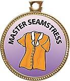 Keepsake Awards Master Seamstress Gold Award Disk
