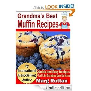 Grandma's Best Muffin Recipes (Grandma's Best Recipes)