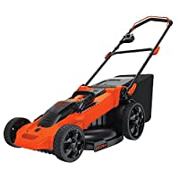 Black & Decker CM2040 Lithium 3-in-1 Cordless Mower, 20-Inch, 40-volt