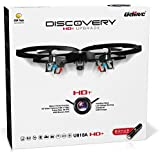*Latest UDI 818A HD+ RC Quadcopter Drone With HD Camera, Return Home Function And Headless Mode* 2.4GHz 4 CH 6...