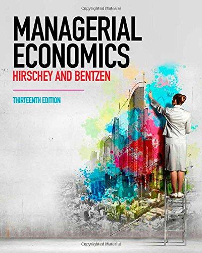 Managerial Economics Hirschey Pdf