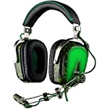 SADES A90 Pilot Professional 7.1 USB Surround Sound Stereo PC Gaming Headset With Retractable Microphone Volume...