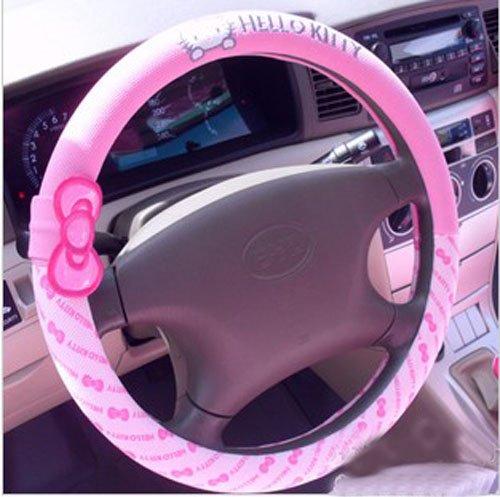 Hello Kitty Butterfly Pattern Car Wheel Cover