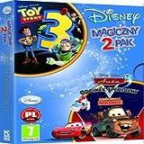 Magiczny 2Pak - Toy Story 3 + Auta: Bujdy na resorach - (Polish language edit. for PC DVD-ROM)