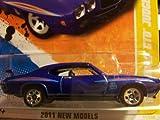 Hot Wheels 2011 '' '70 PONTIAC GTO JUDGE