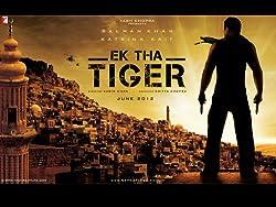 Ek Tha Tiger - BLU RAY (2012) (Hindi Movie / Bollywood Film / Indian Cinema ) [Blu-ray]