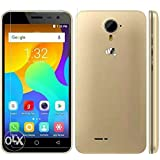 Micromax A415, Tempered Glass , Premium Real 2.5D 9H Anti-Fingerprints & Oil Stains Coating Hardness Screen Protector Guard For Micromax A415