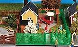 Gebäude Gartenhaus zur Laubenkolonie, Modellauto, Bausatz, Kibri 1:87
