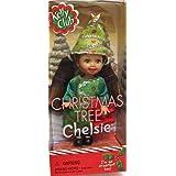 Barbie Kelly Club Christmas Tree Chelsie Doll Ornament Too