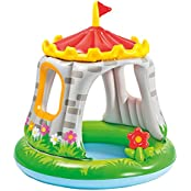 Intex Royal Castle Baby Pool For Ages 1-3 48 X 48