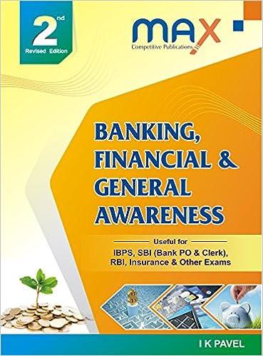 Banking, Financial & General Awareness (2nd Edition)