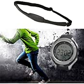 30m Sport Waterproof Wireless Heart Rate Monitor Sport Fitness Watch With Chest Strap Outdoor Cycling Running...