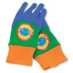 Melissa & Doug Be Good to Bugs Gripping Gloves