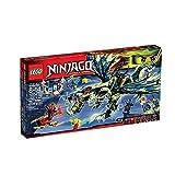 2015 New Lego Ninjago Attack Of The Morro Dragon Building Toys 70736
