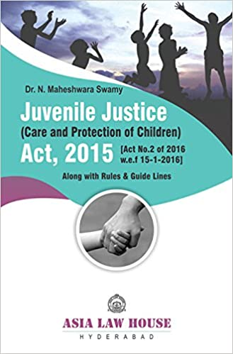 Juvenile Justice (Care and Protection of Children) Act, 2015 Paper
