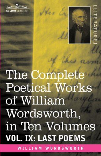 The poetical works of William Wordsworth. New and complete annotated ed. Centenary ed
