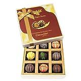 Chocholik Belgium Chocolates - 9pc Heavenly Treat Of Truffles