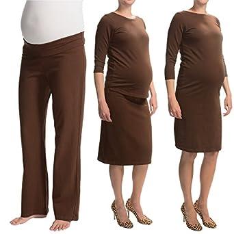 Belly Basics Women's 4-Piece Maternity Set Pregnancy