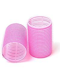Style Tweak Soft Velcro Hair Rollers Curlers - Set Of 6