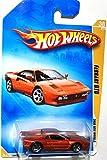 2008 Hot Wheels New Models, Ferrari GTO 38/40, Rust Color (1 Each)