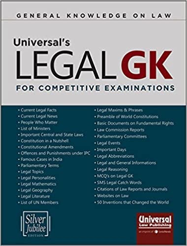 Universal's General Knowledge on Law- Legal GK
