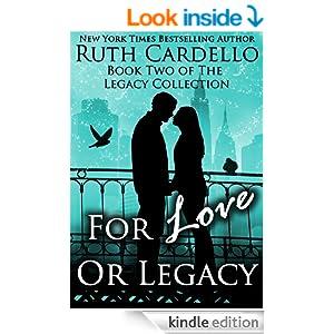 A Legacy of Love: An Amish Heirloom Novella