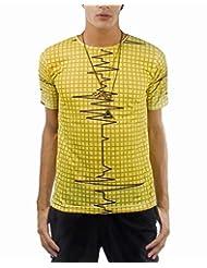 I AM TROUBLE BY KC Men's Crew Neck T-Shirt - B00XYFNEJW