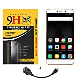 For Coolpad Note 3 LITE - 5 Inch - TGK ELITE 9H Hardness ShatterProof Toughened Tempered Glass Screen Protector...