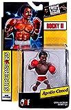 Big Screen Superstars Rocky II Minifigure Apollo Creed [Red Trunks]