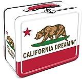 Aquarius California Dreamin Large Tin Fun Box by Aquarius