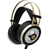 MarkFive MKⅡ Hi-Fi Gaming Headset, Ultralight Over-ear Headphone With Noise-cancelling Mic For PC Game