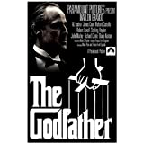 The Godfather (G) Movie Poster For Office, Schools | Walls, Doors, Study Rooms, Bedrooms, Halls | Inspirational Motivational Quotes Signs-Sayings | Actors Footballer Movies Singers Legends, Superstars And Sports Players | Funny Art Matte Finish | High-Qua