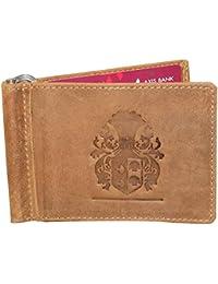Style98 Leather ATM Credit Card Holder Cum Pocket Money Clip Wallet - B01N54S9Q2