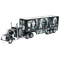 Native American Kenworth W900 Tractor/Trailer Truck 1:32 Scale Model Diecast
