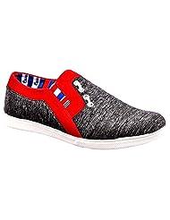 Aureno Men's Synthetic Sneakers - B011BGLZZU