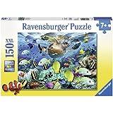 Ravensburger Puzzles Underwater Paradise, Multi Color (150 Pieces)