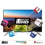 Finlux 43 Inch Ultra HD Smart Netflix 4K LED TV Freeview HD (43UXE310B-P)