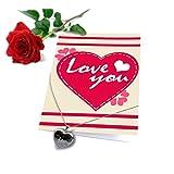 Greeting Card For Valentine Day Gift Valentine Gifts For Boyfriend Valentine Gift For Girlfriend Valentine Gift... - B01BALGZTM