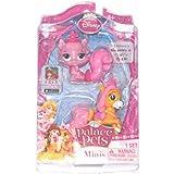 Disney Princess Palace Pets Mini Pets Aurora's Beauty And Belle's Petit 2-Pack