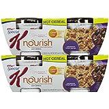 Kellogg's Special K Special K Nourish Hot Cereal - Cinnamon Raisin Pecan - 1.83 Oz - 2 Ct - 2 Pk