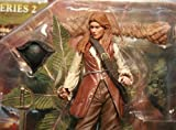 NECA Pirates of the Caribbean Dead Man's Chest Series 2 Action Figure Elizabe...