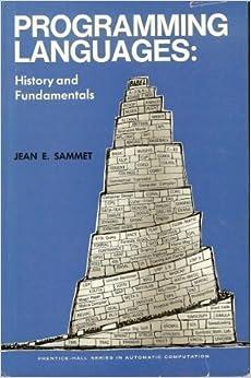 Programming Languages: History and Fundamentals (Automatic