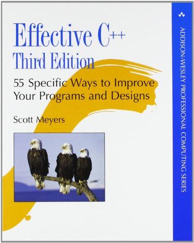 C++ (Computer program language): Books
