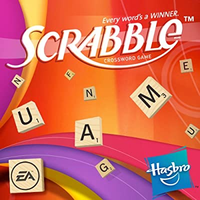 Scrabble for Kindle