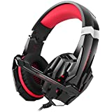 KOTION EACH GS900 Stereo PC Gaming Headphones Headset With Microphone For XBOX 360 / PS3 / PS4 / PC Computer Laptop...