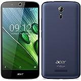 Acer Liquid Zest Plus, Premium Tempered Glass , 2.5D 9H Anti-Fingerprints & Oil Stains Coating Hardness Screen Protector Guard For Acer Liquid Zest Plus